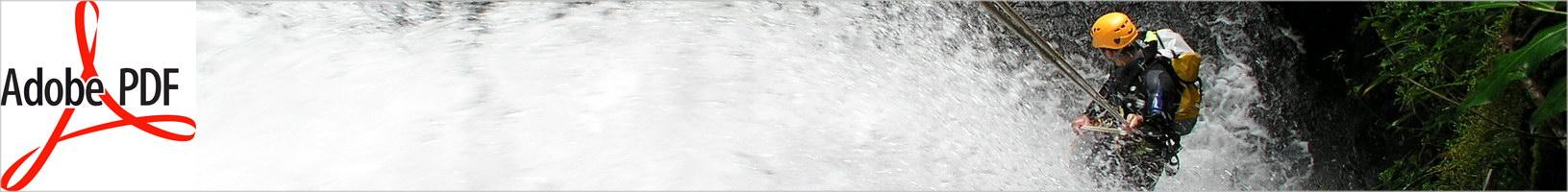 Artículo descenso de barrancos en Reunión (FR) | Diario viaje isla Reunión 2003