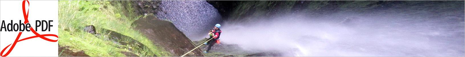 Artículo apertura del barranco Capulla | Madeira (PT)