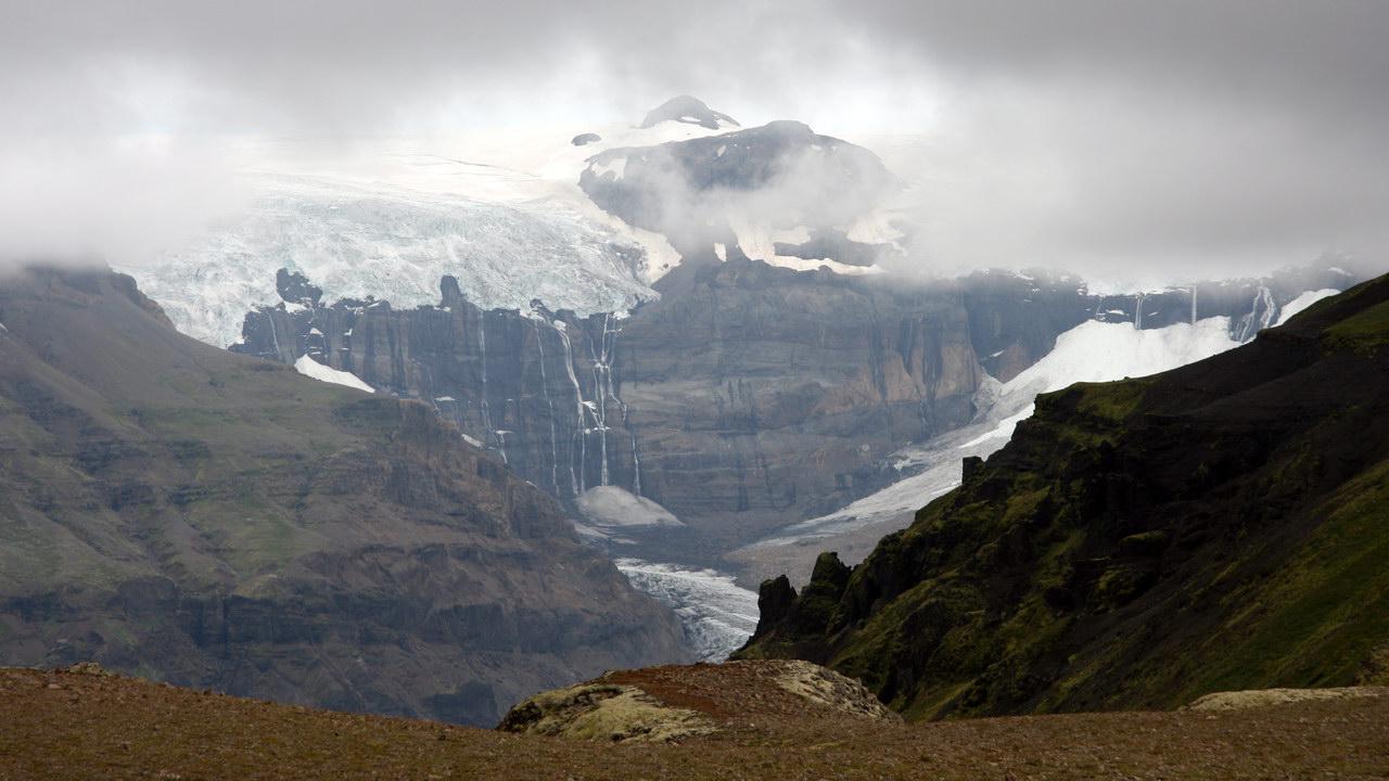 Glaciar de Vatnajökull | Barrancos en Islandia (IS)