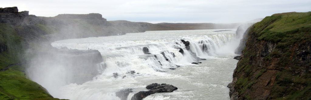 Gullfoss | Barrancos en Islandia (IS)