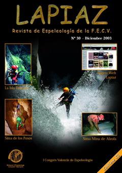 Artículo revista Lapiaz 30 | El Proyecto Ukhupacha (Perú)
