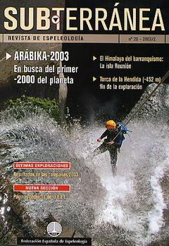 Revista Subterránea 20