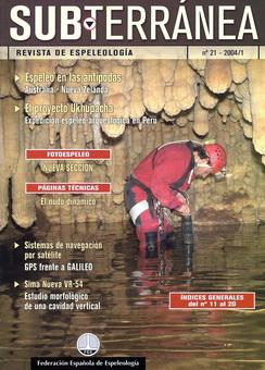 Artículo revista Subterránea 21 | El Proyecto Ukhupacha (Perú)