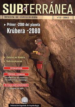 Revista Subterránea 22