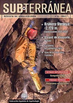 Revista Subterránea 26