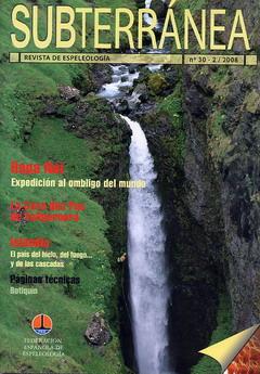 Revista Subterránea 30