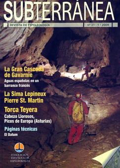 Revista Subterránea 31