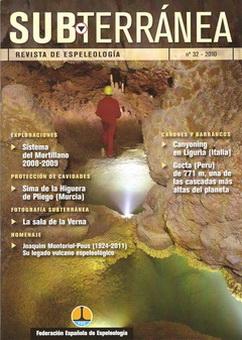 Revista Subterránea 32