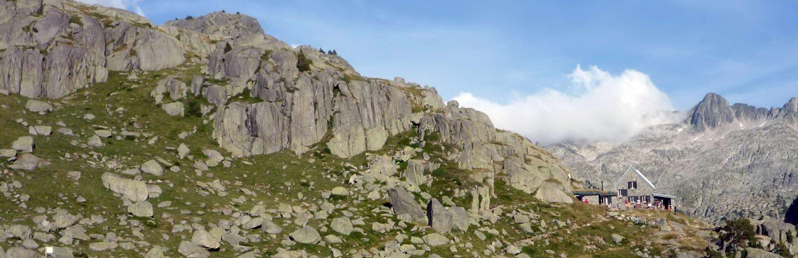 Refugio Joan Ventosa i Calvell | Carros de Foc Sky Runner