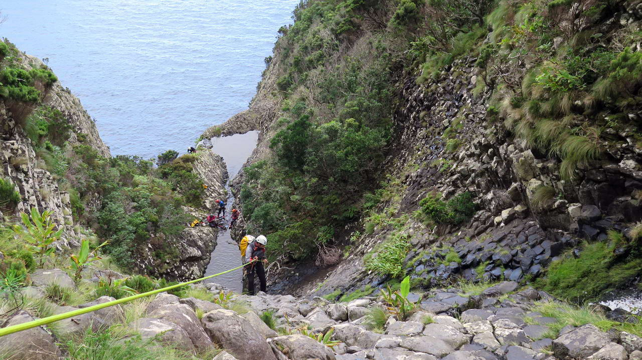 Alquevins Inferior | Barrancos en Flores - Azores (PT)