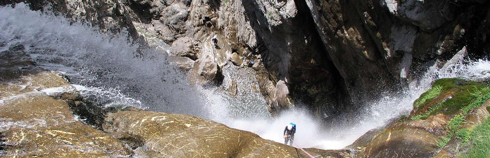 Lalarri Superior | Barrancos en España (ES)