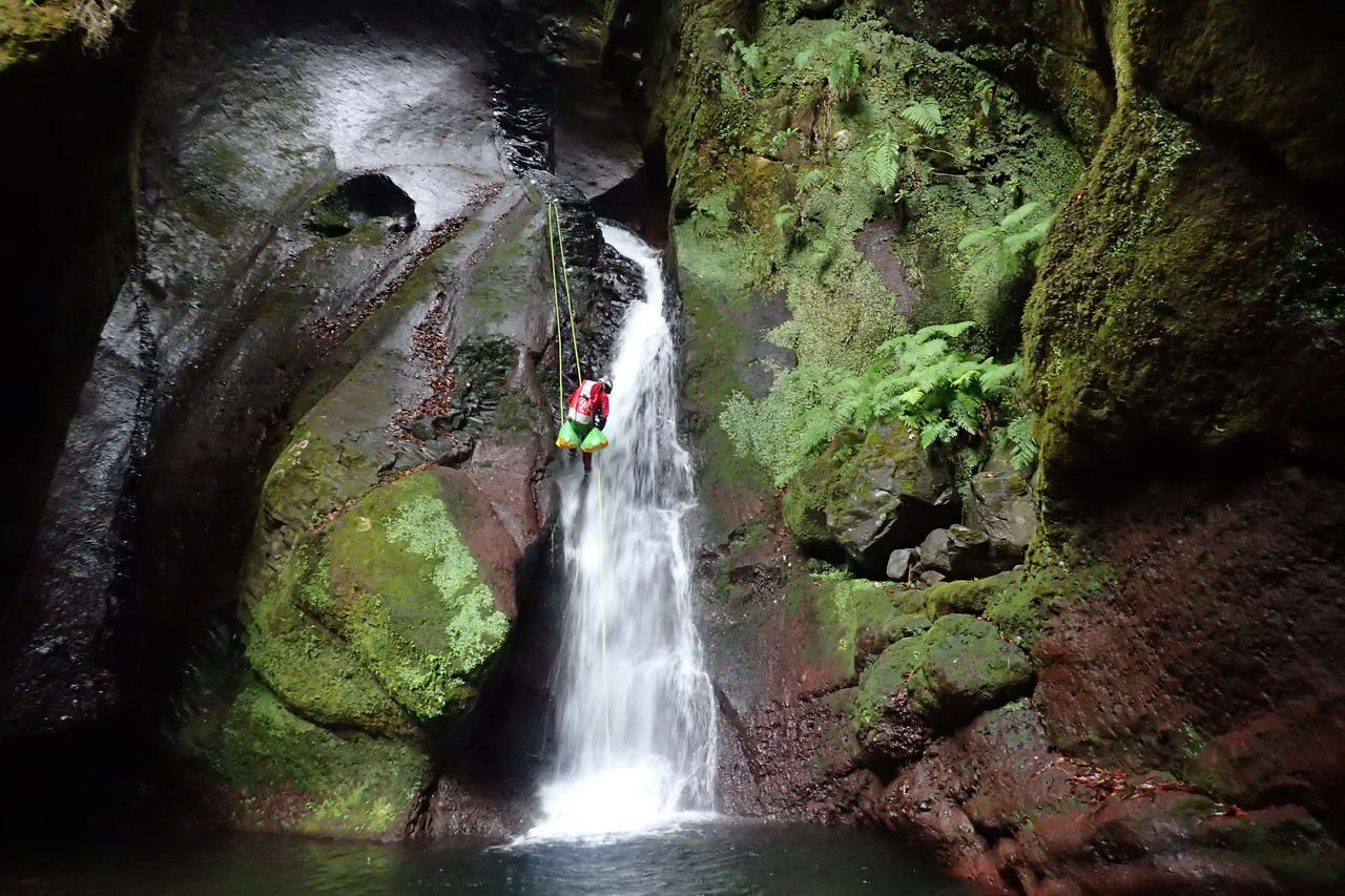 Hortelã Inferior | Barrancos en Madeira (PT)