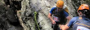 Competición en el Barranco de Estarón | Lleida