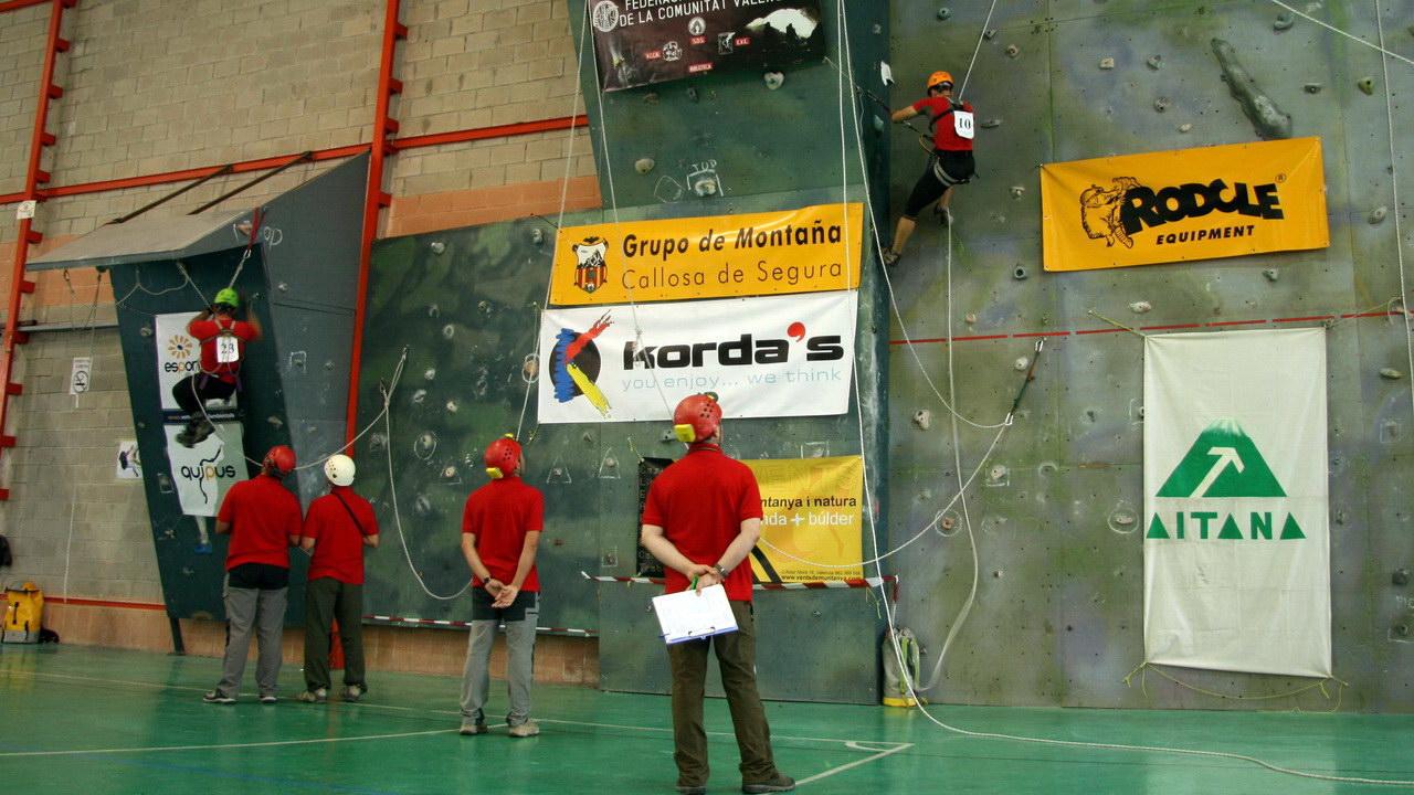 Campeonato de espeleología de la Comunidad Valenciana | Callosa del Segura. Alicante