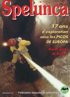 Artículo revista Spelunca 74 | La Torca del Cerro