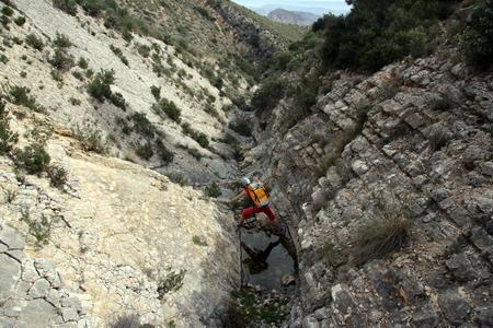 Barranc de l'Alquitrà | Crevillente. Alicante