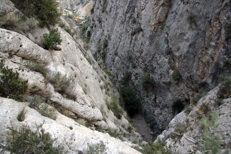 Barranc de la Barbereta | Crevillente. Alicante