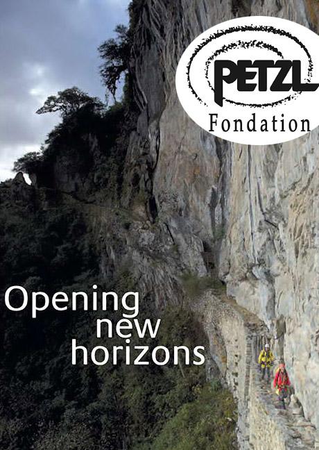 Fundación Petzl & Ukhupacha
