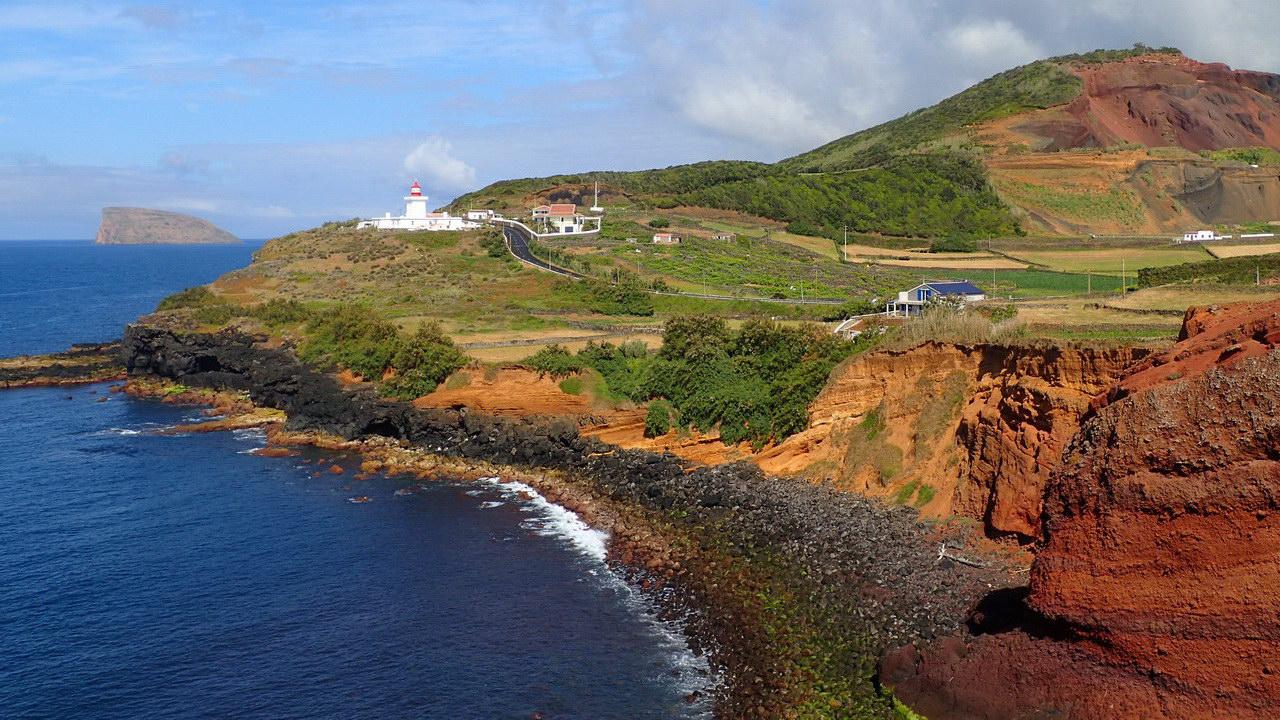 Ponta das Contendas | Barrancos en Terceira - Azores (PT)