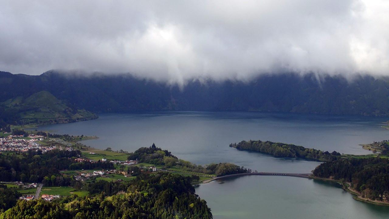 Lagos de Sete Cidades | Barrancos en São Miguel - Azores (PT)