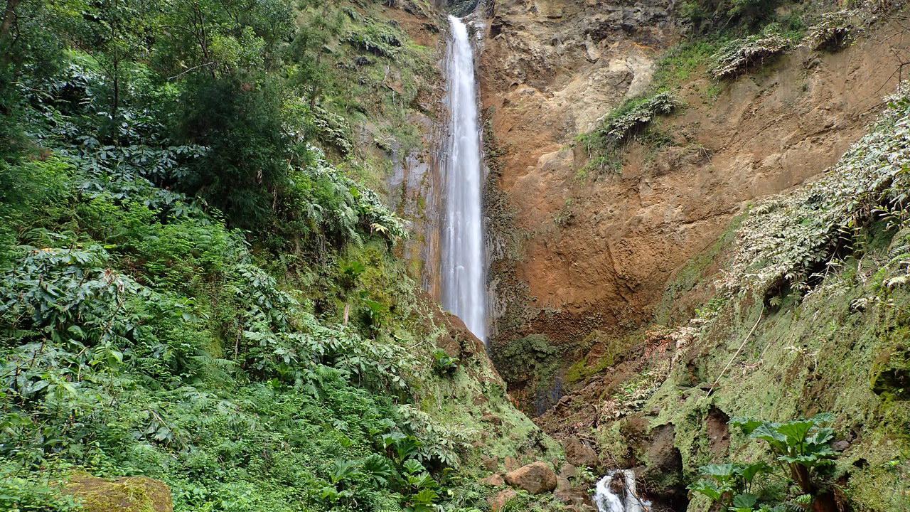 Ribeira Quente | Barrancos en São Miguel - Azores (PT)