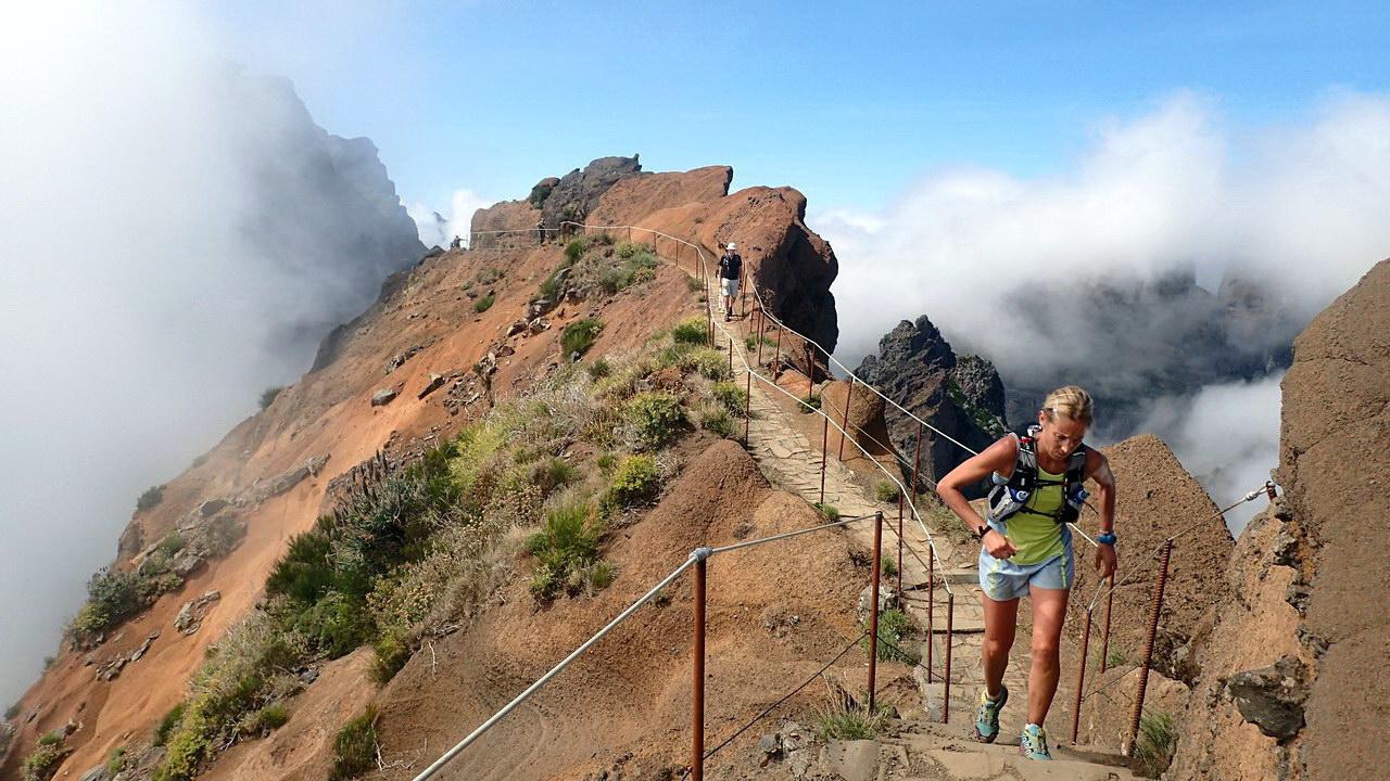 Zona del pico Ruivo y Areeiro | Trail en Madeira (PT)
