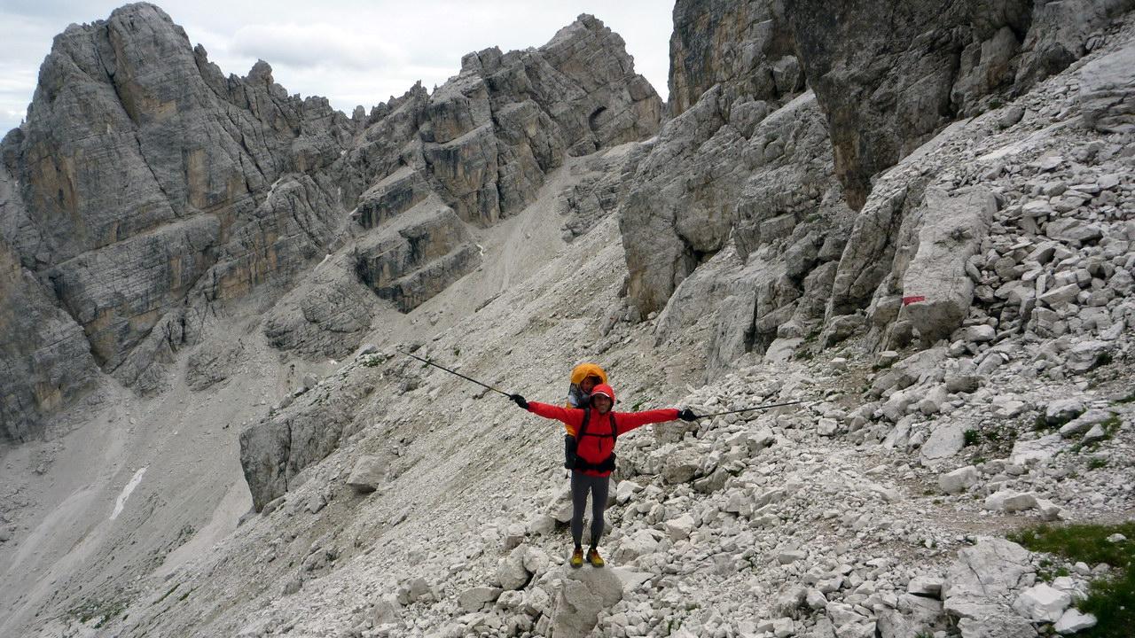 Monte San Sebastiano - Paso Duran | Dolomitas de Val di Zoldo. Italia (IT)
