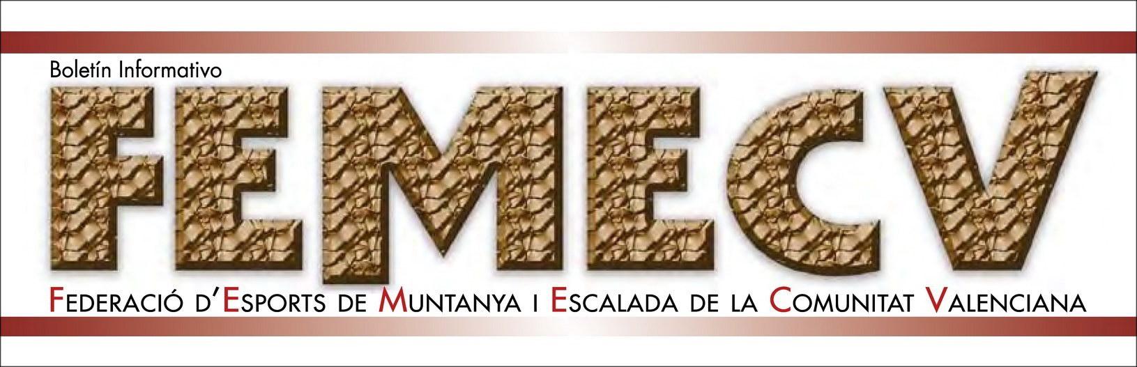 Boletín informativo FEMECV