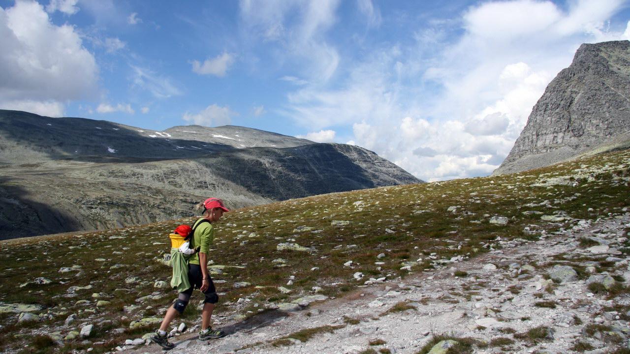 Travesía en el parque nacional de Jotunheimen | Noruega