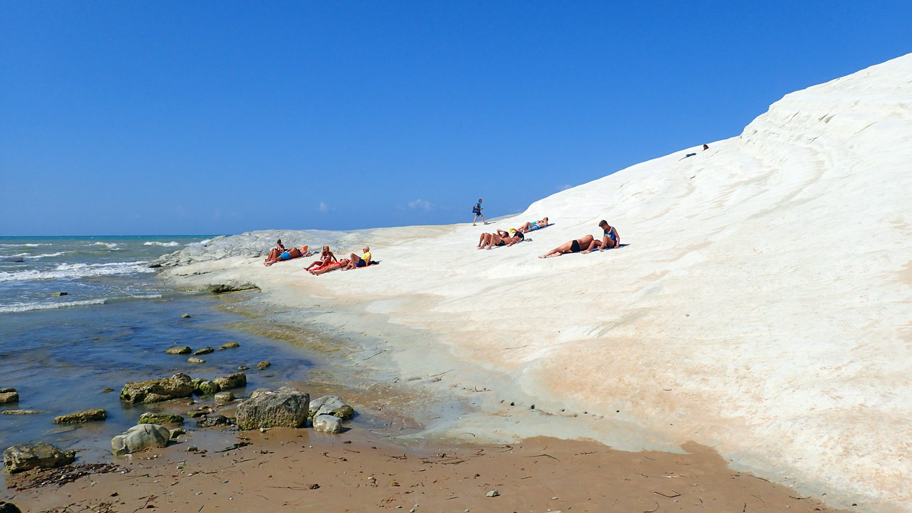 Scala dei Turchi | Trail en Sicilia (IT)