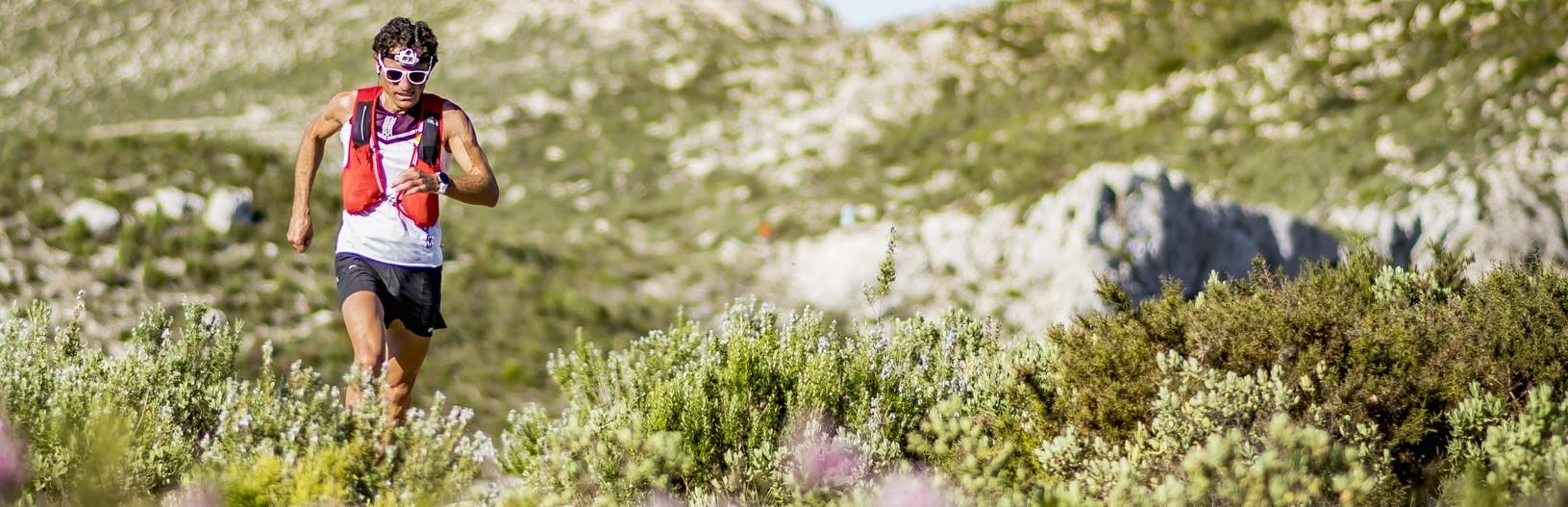 Corriendo en la Serra Foradà. Botamarges 2019   Forna. Alicante   © Image Hunters Photography